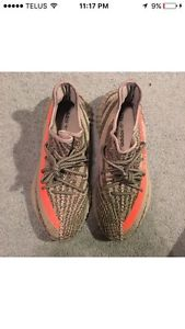 Wanted: I am looking for yeezy size from 9.5 to 10.5