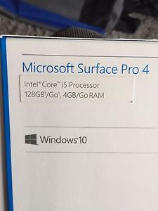 Wanted: Lab Top. Microsoft Surface Pro 4