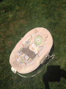 Winnie The Pooh Baby Swing and vibrating Chair