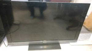 42 inch Sony LED TV -p - not smart