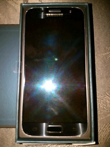 BRAND NEW NEVER USED GALAXY S7 32GB BLACK ONYX WITH CADE 700
