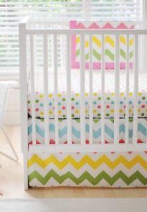 Baby Girls Crib Bedding