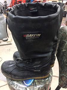 Baffin Steel Toe Winter Work Boots