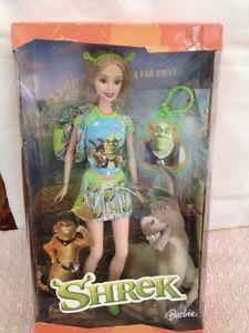 Barbie Shrek