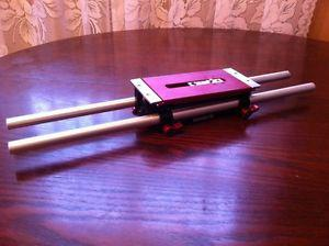 Baseplate for video camera