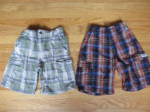 Boy's Shorts Osh Kosh shorts- sizes 6x, 7, 7x, 8 - Some NEW