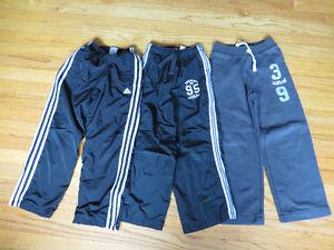 Boy's Size 7, 7x Pants (Some New)