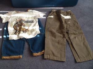 Boys summer clothes, size 3