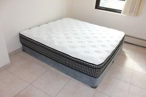 Brand New King Mattress and Box Spring!