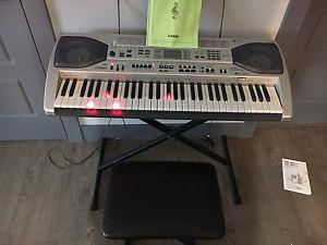 CASIO LK-90TV Keyboard