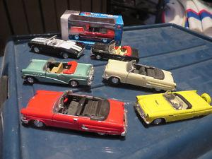 Chevelle SS Convertible Diecast cars--1:43 scale