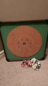 Crokinole 3 game broad