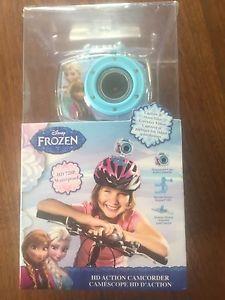 Disney frozen Go Pro camcorder