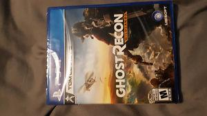 Ghost Recon Wildland PS4 brand new sealed