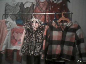 Girls Clothing sz 4t -5