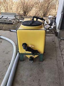 Handler 2for sale for spray trailer for farm.