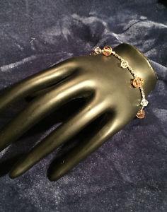 Handmade Crystal Bracelet