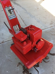 Heavy Duty Roto Tiller 5 Horse Power Engine Sears Brand.