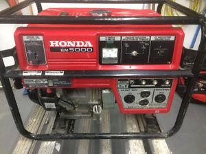 Honda Generator EM x