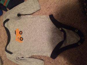 I have a a bunch of gently used sleepers / onesies for sale