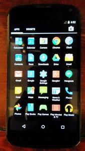 LG Nexus 4, Unlocked - Excellent Condition