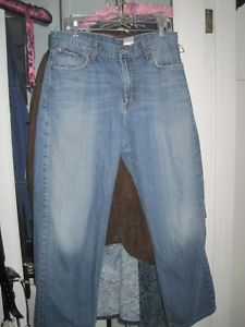 Lucky Brand Relax Fit Denim Jeans - Size 34 x 30