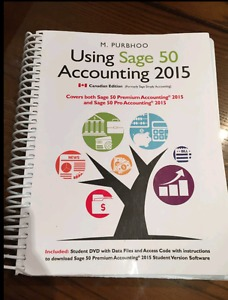 Office Administration Textbook for Sage 50 Accounting