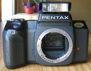 Pentax SF 10 Camera & Lens
