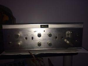 Pioneer tube amplifier