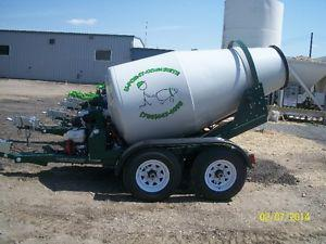 SMALL BATCH READY MIX CONCRETE (CEMENT)