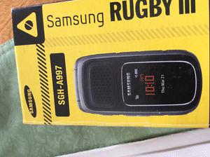Samsung Rugby lll For Sale