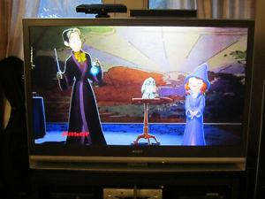 Sony KDF-55E LCD Projection TV