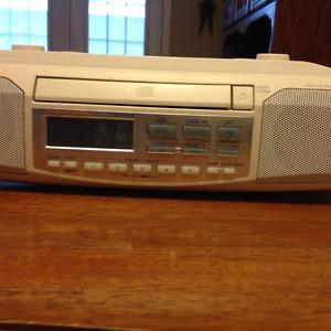 Sony radio / cd player