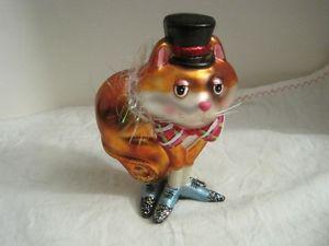 Tap Dancing Broadway Cat Figurine