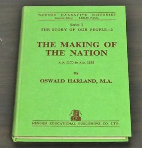 The Making Of The Nation A. D.  to A. D.  by Oswald