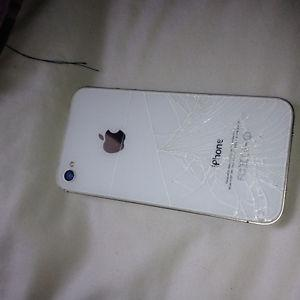 White iPhone 4 with bell