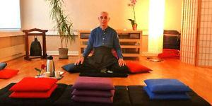 Wisdom From the EAST; Two Events with Zen Master, Nissim