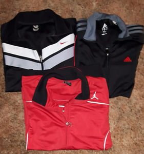 for sale - 3 track jackets