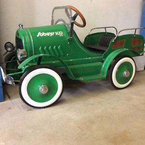 sobeys 100 anniversary pedal car
