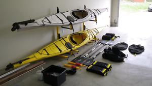 2 - Necky Polymer Kayaks - Complete !!!!