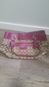 2 Real Authentic Coach purse