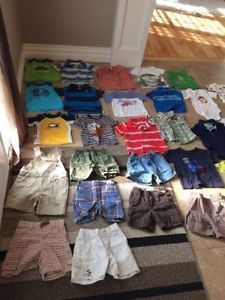 6-12 month Baby Boy Summer LOT of clothes.