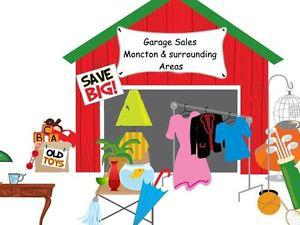 All yard sales/ garage sales in one place !