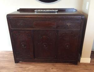 Antique Sideboard (late s)