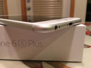 Apple iPhone 6S Plus Silver (64GB) - UNLOCKED