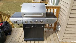BBQ Master Chef-Natural Gas.