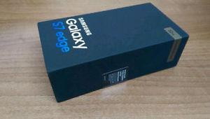 BRAND NEW SAMSUNG GALAXY S7 EDGE SEALED WITH $200 IN EXTRAS