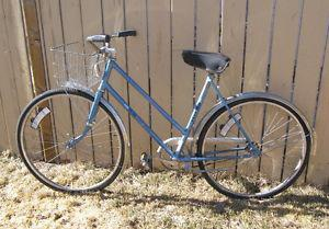 Bicycle Single Speed Free Spirit Ladies Vintage Bike