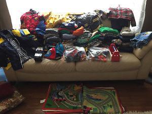 Boys clothing size 3,4,5