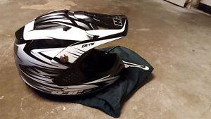 Brand new dirtbike helmet